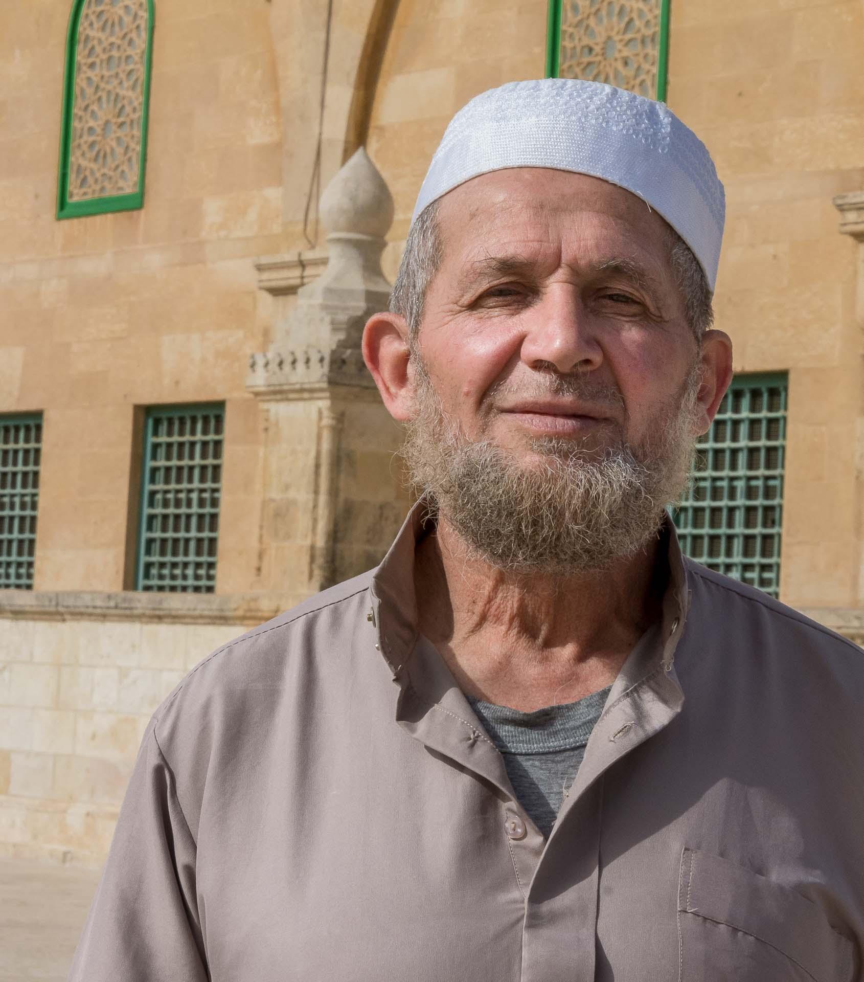 Palestinian Man, Jerusalem