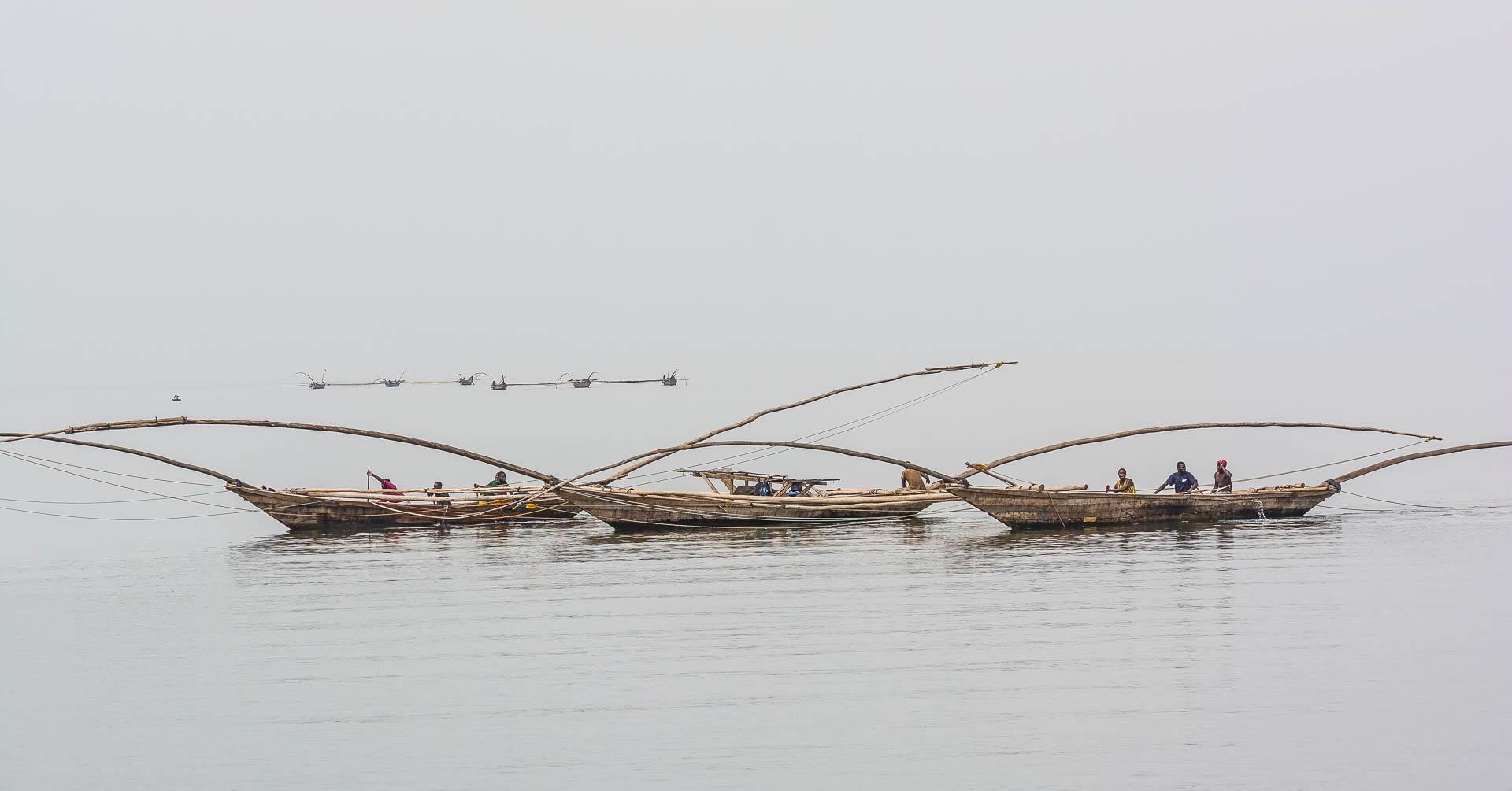 Lake Kivu, Rwanda