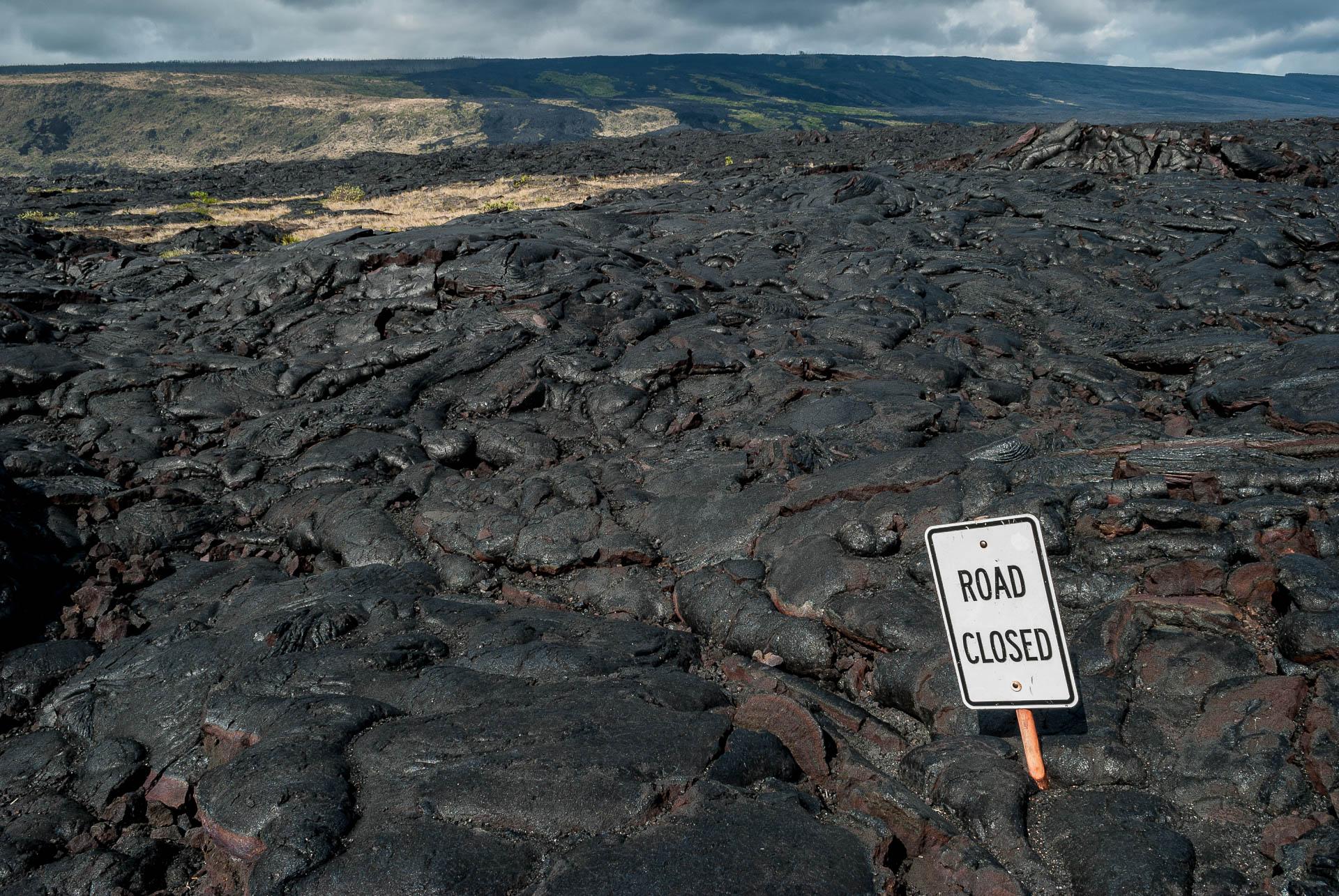 Buried Road, Hawaii