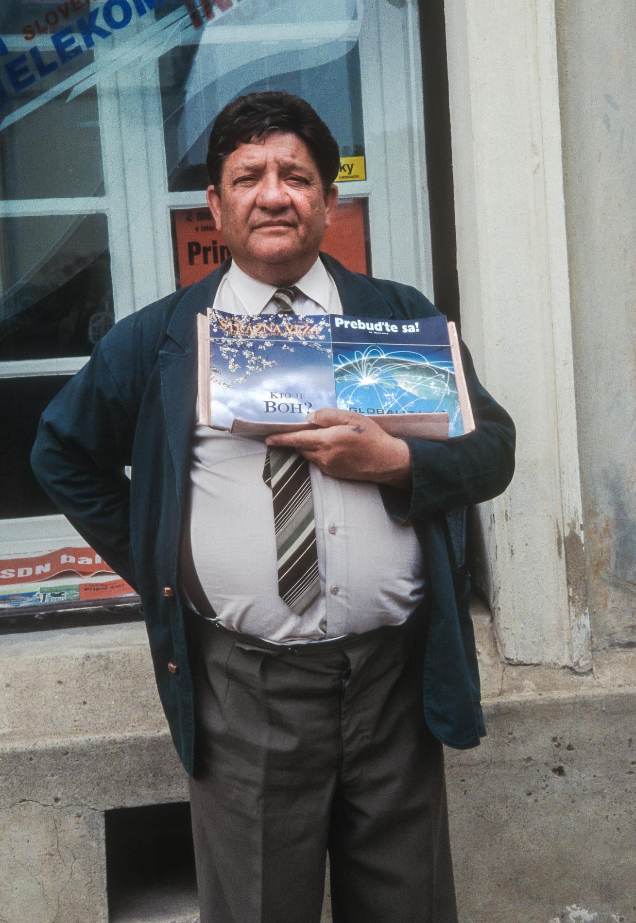 Jehovah's Witness, Bardejov, Slovakia