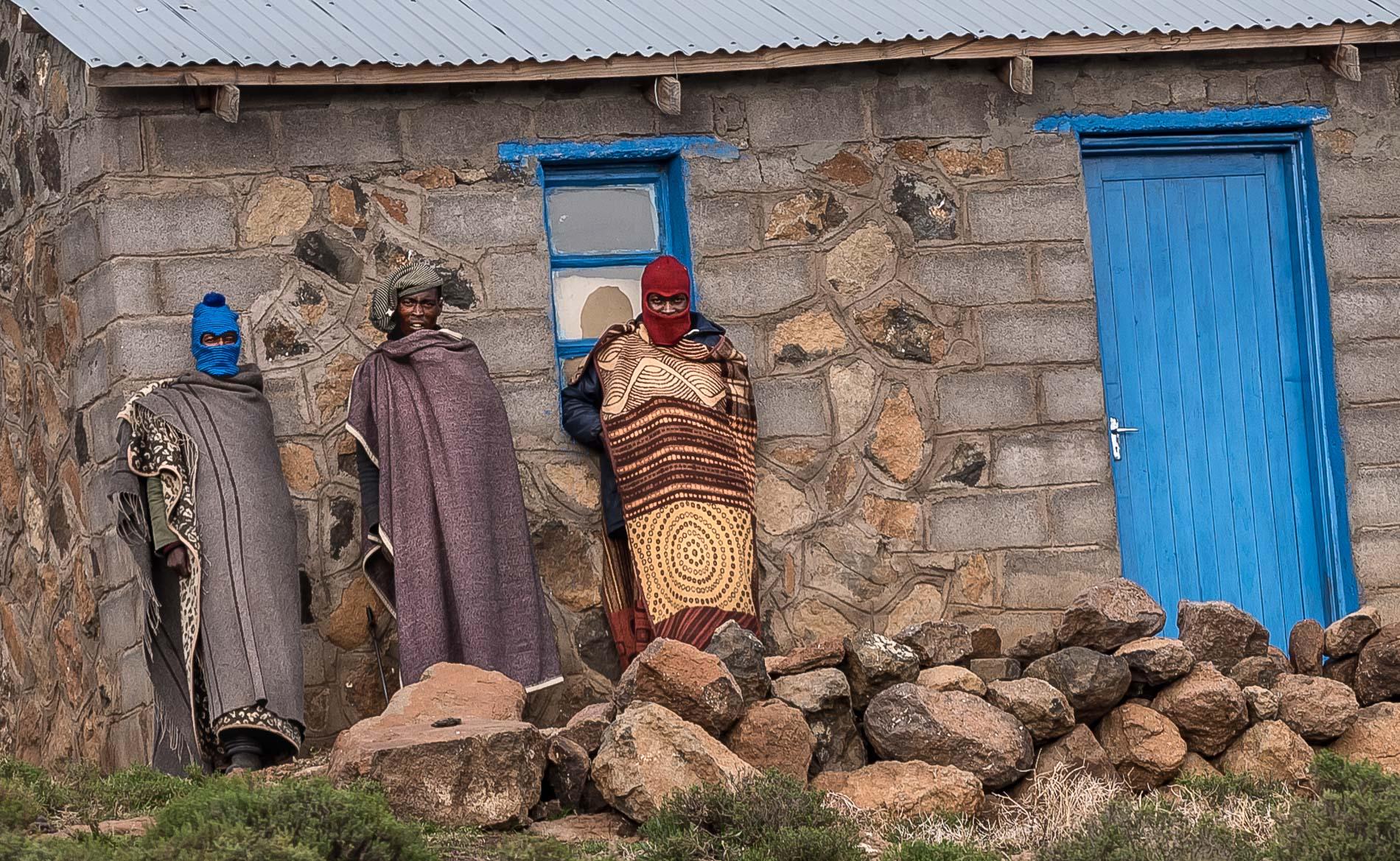 Herders, Lesotho