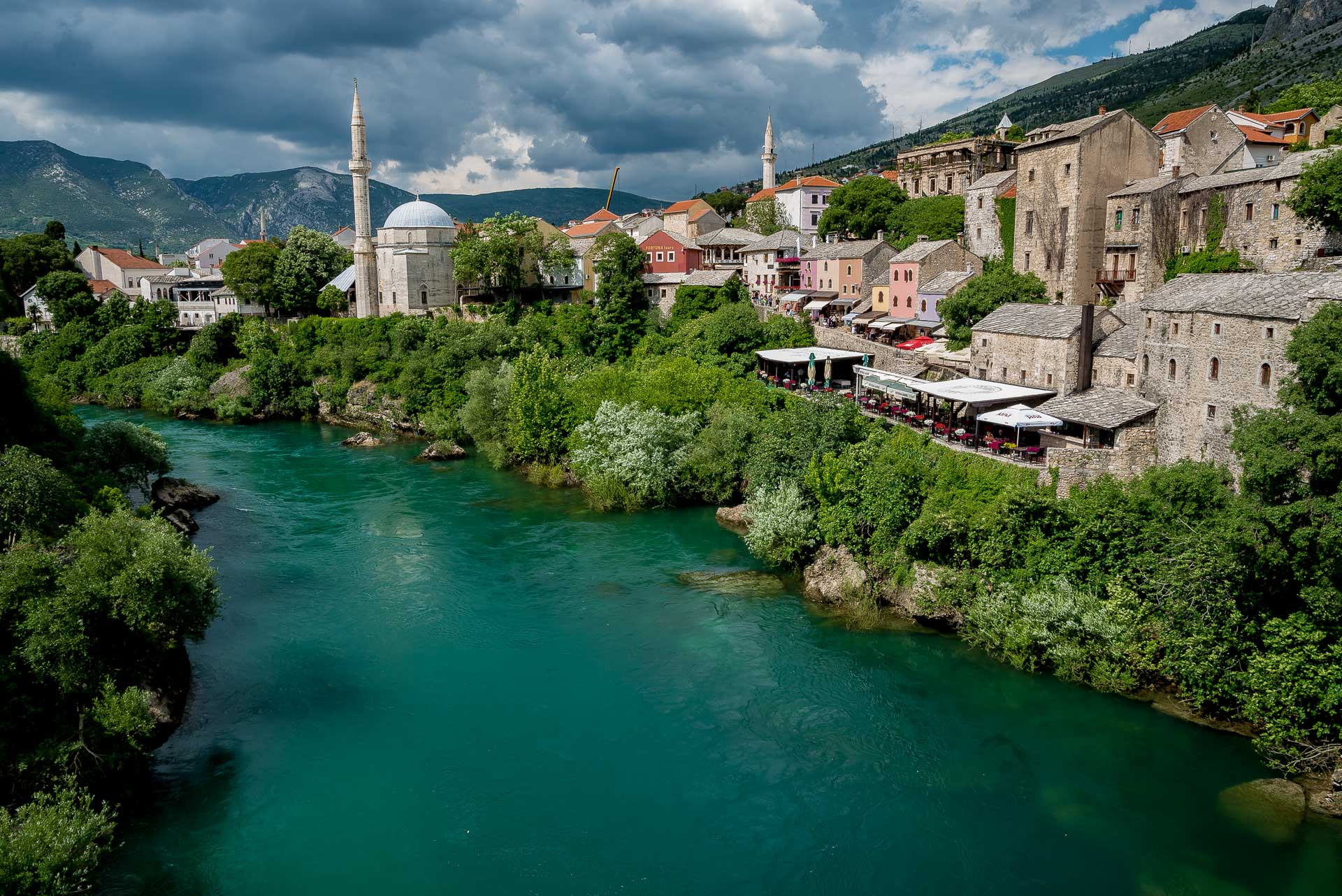 Mostar, Bosnia-Hercegovina