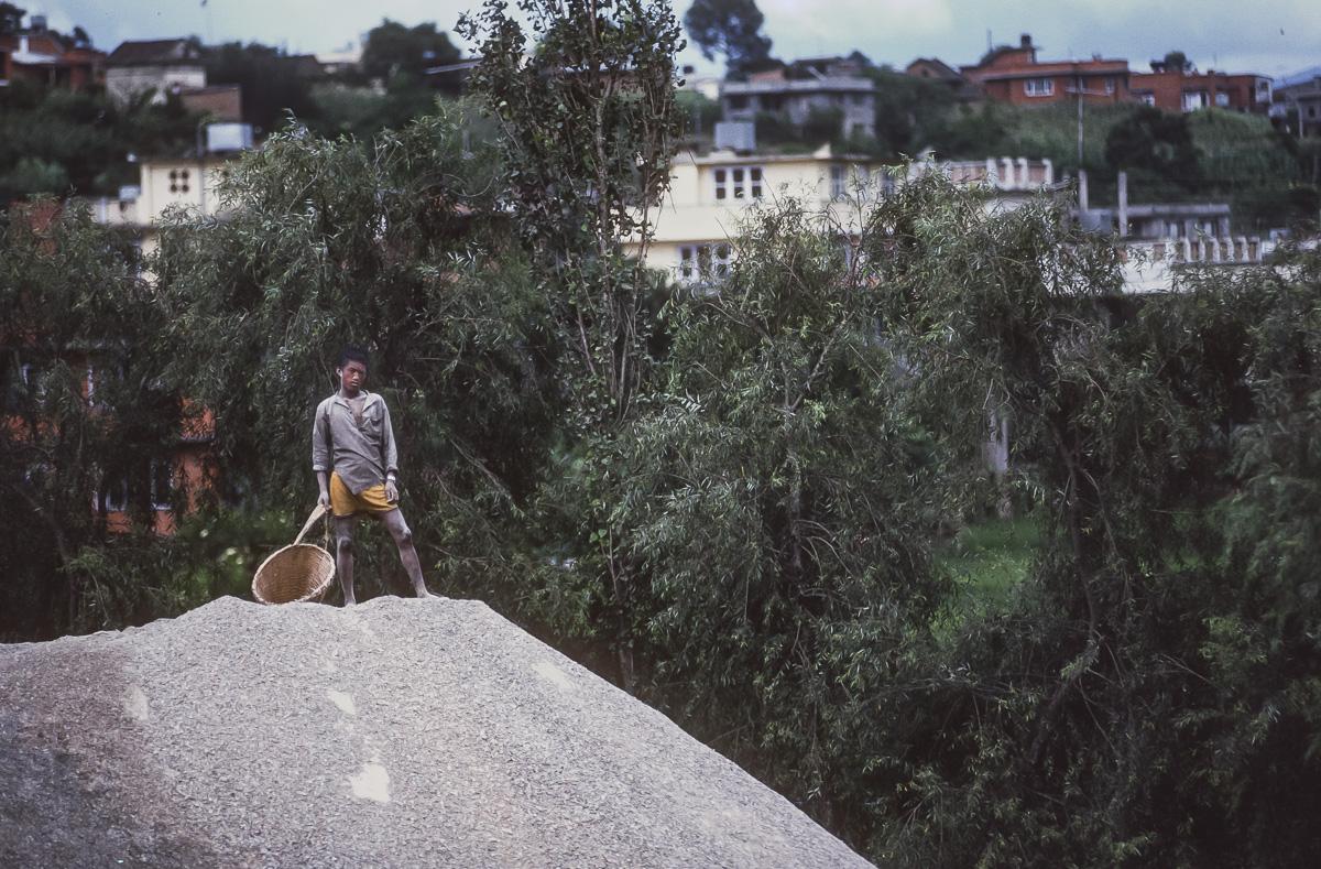 Cement Worker, Nepal