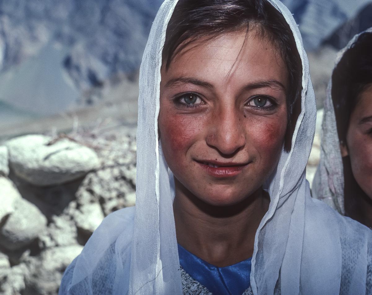 Ismaili Girl, Pakistan