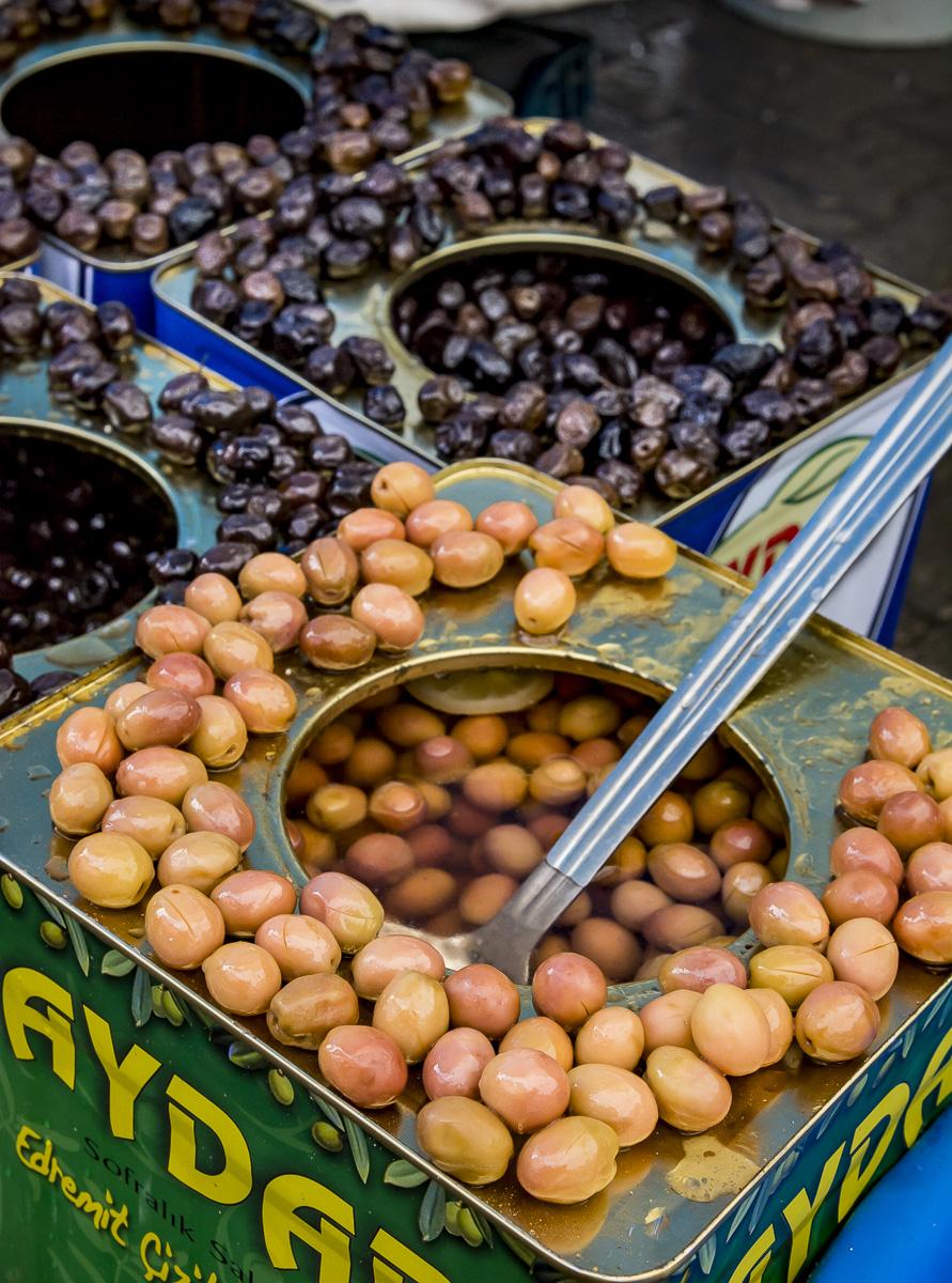 Olives, Avanos, Turkey