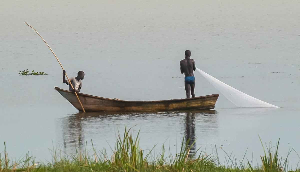 Upper Nile River, Uganda